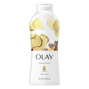 Olay Cleansing Infusion Crushed Ginger Body Wash