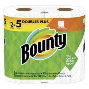 Bounty White Full Sheet Huge Roll