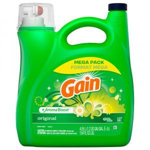 Gain Aroma Boost Original Liquid Laundry Detergent