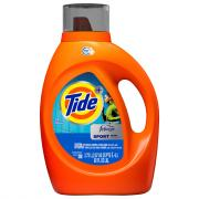 Tide HE Sport Active Fresh Liquid Laundry Detergent
