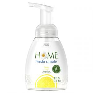 Home Made Simple Foaming Hand Soap Lemon Scent