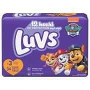 Luvs Size 3 Jumbo Pack
