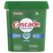 Cascade Fresh Scent Action Pacs