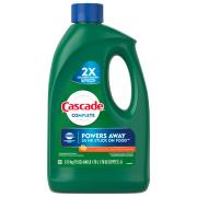 Cascade Complete Citrus Breeze Gel Dishwasher Detergent