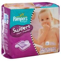 Pampers Swipers Baby Wipes Refill