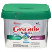 Cascade Platinum Fresh Scent Action Pacs