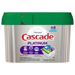 Cascade Platinum Fresh Scent Action Pacs