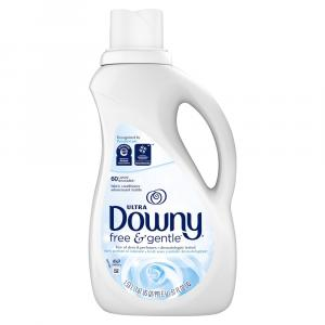Downy Scent Free Fabric Softener