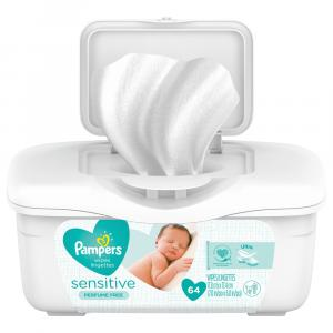 Pampers Sensitive Baby Wipes Tub