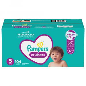 Pampers Size 5 Cruisers Diapers