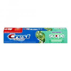 Crest Whitening Plus Scope Toothpaste