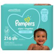 Pampers Baby Fresh Scent Wipes