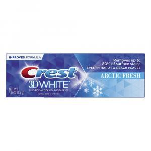 Crest 3D White Arctic Fresh Toothpaste