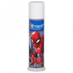 Crest Kids Spiderman Pump Toothpaste