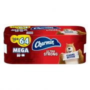 Charmin Ultra Strong Bathroom Tissue Mega Roll