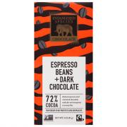 Endangered Species Tiger Dark Espresso Chocolate Bar