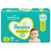 Pampers Swaddlers Stage 2 Jumbo