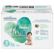 Pampers Pure Protection Super Pack Size 3