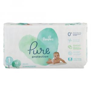 Pampers Pure Protection Mega Pack Size 1