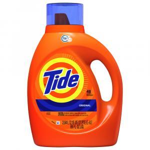 Tide He Original Liquid Laundry Detergent
