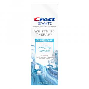 Crest 3D Enamel Care Whitening Therapy Tooth Paste