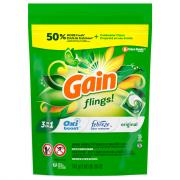 Gain Flings! Original Detergent Capsules