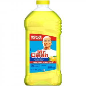 Mr. Clean Summer Citrus Liquid Bonus