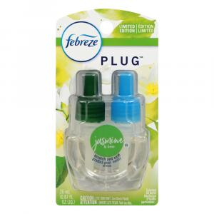 Febreze Plug Jasmine & Lime Scented Refill
