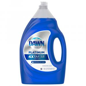 Dawn Ultra Platinum Refreshing Rain Liquid Dish Soap