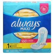 Always Maxi Pads