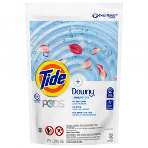 Tide Pods with Downy Free