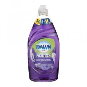 Dawn Ultra Mediterranean Lavender Liquid Dish Detergent