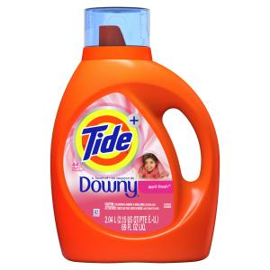 Tide With Touch Downy April Fresh 36 Ld