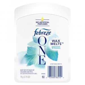 Febreze ONE Wax Melts Peppermint & Rosemary