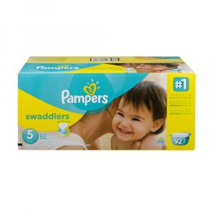 Pampers Swaddlers Giant Size 5