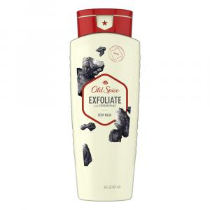 Old Spice Exfoliate with Charcoal Body Wash