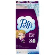 Puffs Ultra Soft Mega Cube