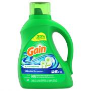 Gain Liquid Blissful Breeze Laundry Detergent