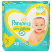 Pamper's Swaddlers Stage 3 Jumbo