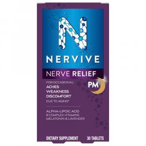 Nervive Nerve Relief PM Tablets