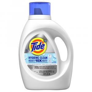 Tide Hygienic Clean Heavy Duty Laundry Detergent Free Nature