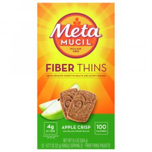 Metamucil Apple Crisp Fiber Wafers