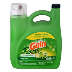 Gain Original Liquid Detergent