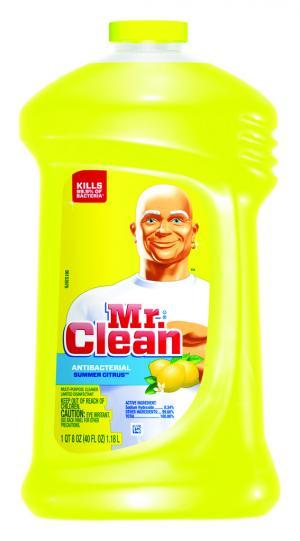 Mr. Clean Summer Citrus Cleaner