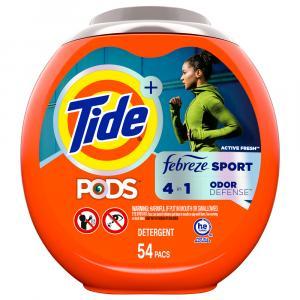 Tide Pods Active Fresh