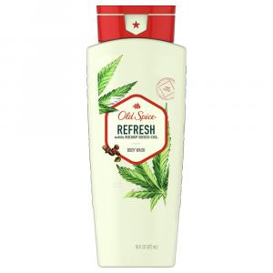 Old Spice Refresh Body Wash