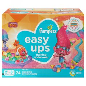 Pampers Hello Kitty Easyups Girls 2T-3T