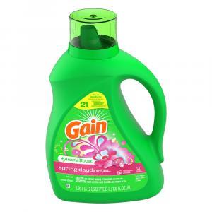 Gain HEC Spring Daydream + Aroma Boost Liquid Detergent