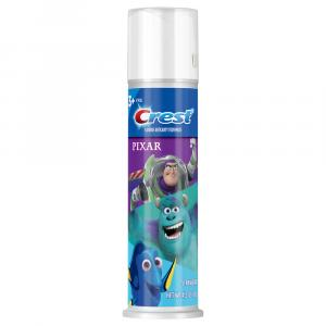 Crest Kids Toy Story Pump Toothpaste