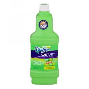 Swiffer WetJet Liquid with Gain